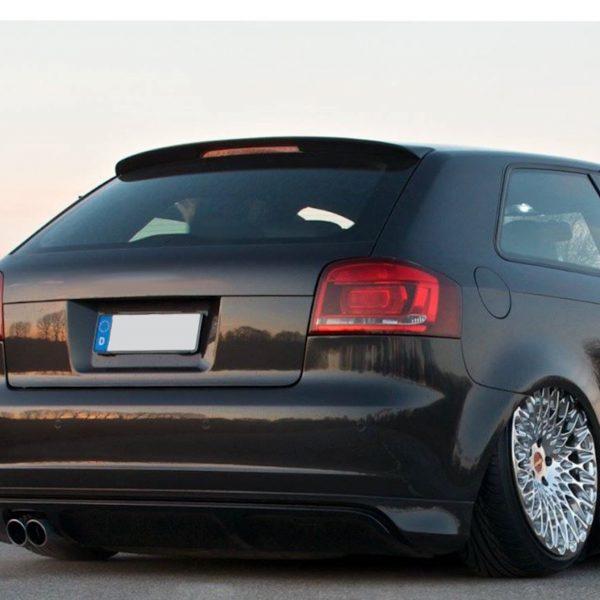 Heckwischerabdeckung-Audi